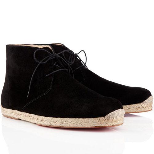 Christian Louboutin Cadaques Sandals Black